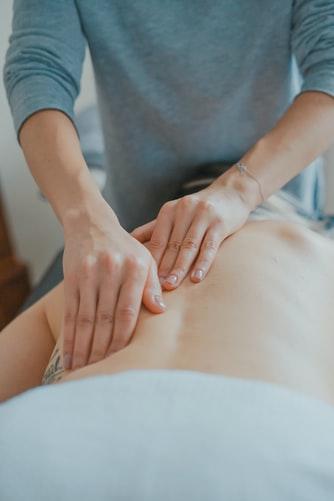 Cinco ventajas de un buen masaje